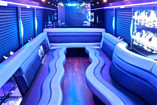party bus rentals in cleveland ohio